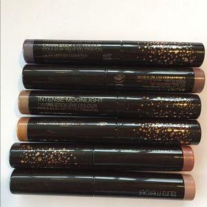 6 Laura Mercier Caviar eyeshadow sticks